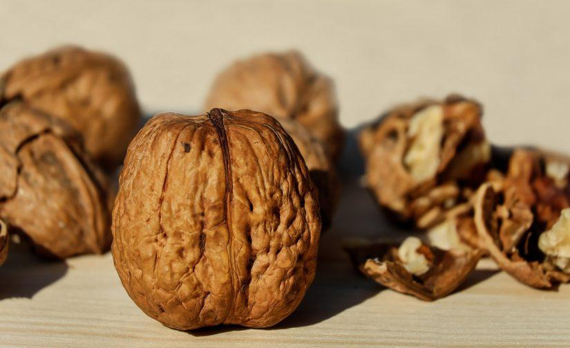 organic walnut