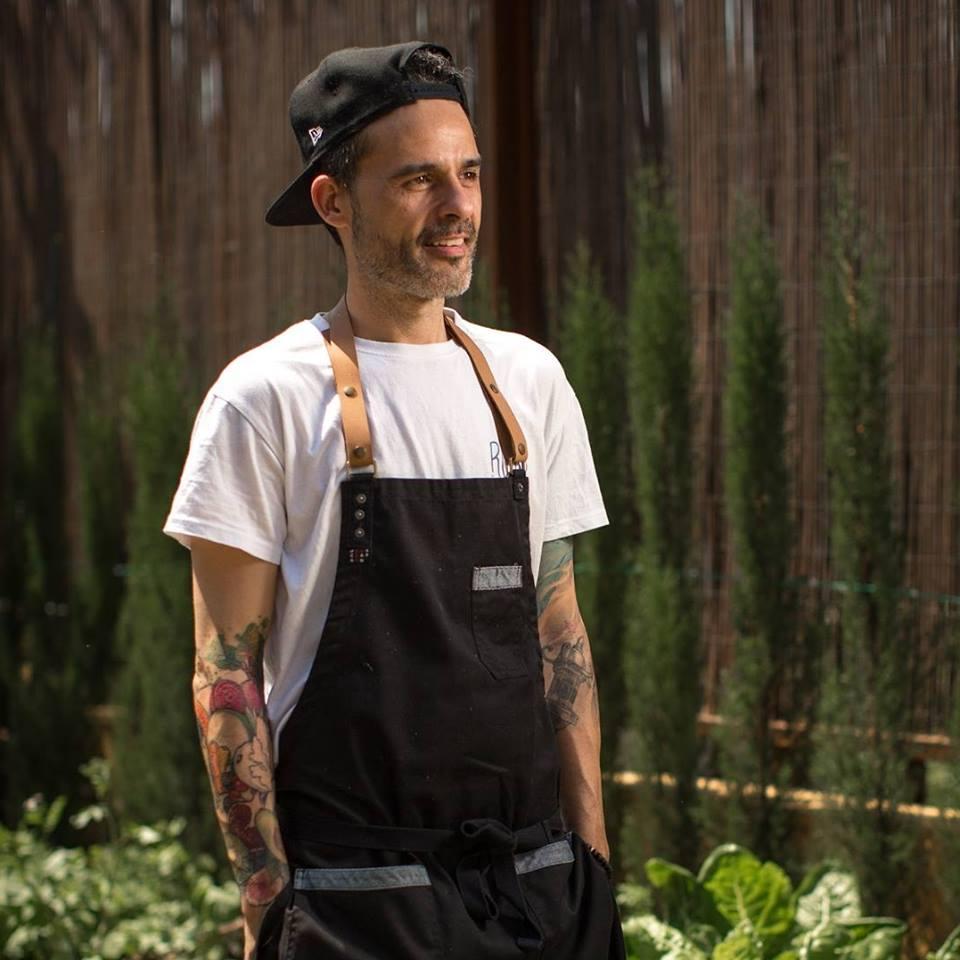 Juan Llorca (Jefe de cocina en Montessori School)