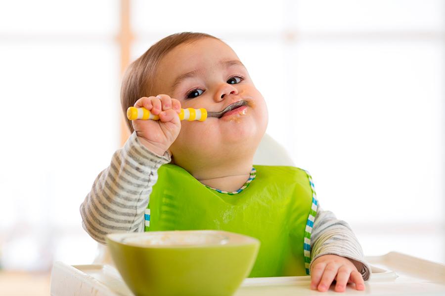 organic-food-babies